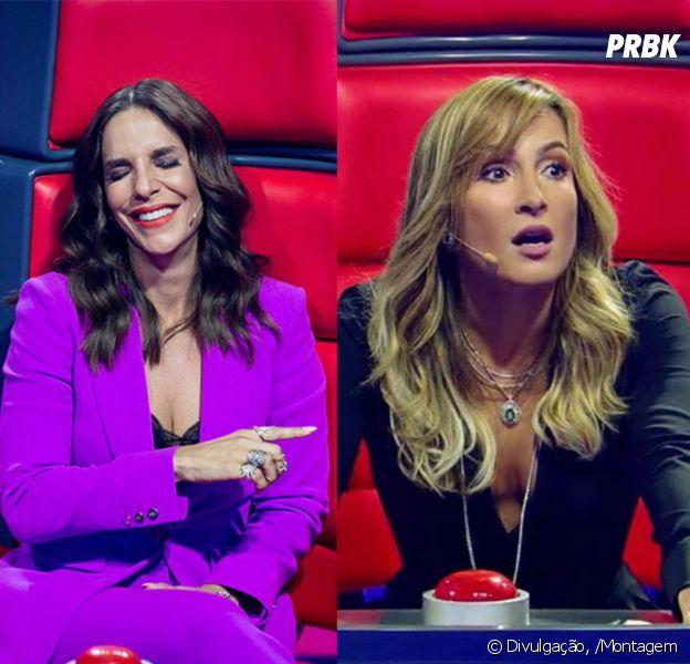 "Do ""The Voice Brasil"": Ivete Sangalo entra no lugar de Claudia Leitte"