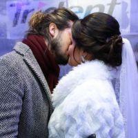 """Luan Santana beija fã durante """"casamento"""" em evento! Confira"""