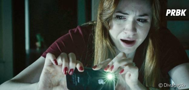 """Karen Gillan em cena de """"O Espelho"""", terror que estreia nesta quinta-feira (3) no Brasil"""