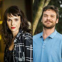 """De """"A Força do Querer"""": Irene (Débora Falabella) e Rubinho (Emílio Dantas) não são amantes!"""