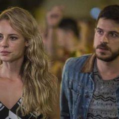 """Novela """"A Força do Querer"""": Jeiza (Paolla Oliveira) e Zeca se separam após nova briga"""