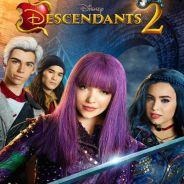 """De """"Os Descendentes 2"""": Dove Cameron, Sofia Carson e China Anne McClain brilham na première do filme"""