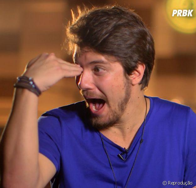 "No ""MasterChef Brasil"", Vitor B. é convidado para trabalhar no restaurante de Paola Carosella!"
