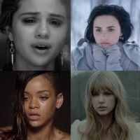 Selena Gomez, Taylor Swift e os clipes mais tristes do pop internacional!