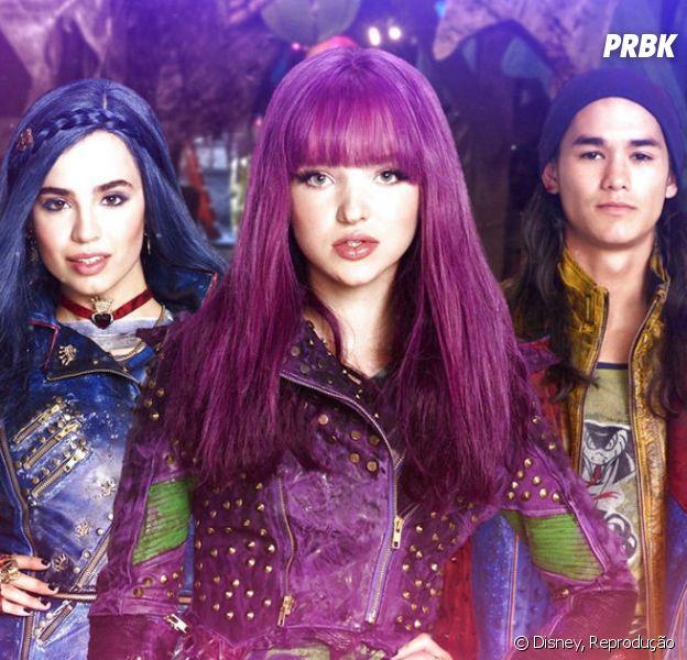 """""""Descendentes 2"""" desembarca no Disney Channel do Brasil em agosto"""