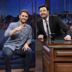 "Christopher Uckermann participa do ""The Noite com Danilo Gentili"" e fala sobre o reencontro do RBD!"