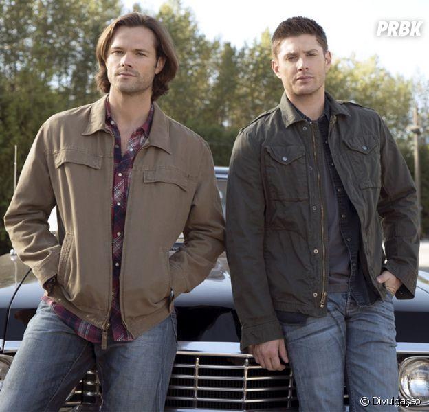 """Em """"Supernatural"""": Sam (Jared Padalecki) e Dean (Jensen Ackles) mortos? Ator dá sua opinião sobre fim da série!"""