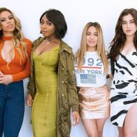 Fifth Harmony é visto nas ruas de Los Angeles gravando clipe de novo single