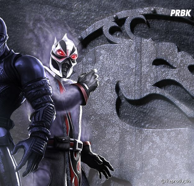 """Noob Saibot é um dos famosos chefes secretos de """"Mortal Kombat"""""""