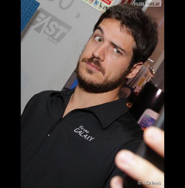 """Marco Pigossi será o mocinho Rafael em """"Boogie Oogie""""!"""