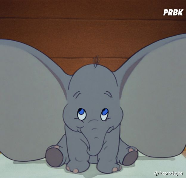 """Dumbo"", desenho da Disnay, vai virar filme!"