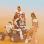 """Anitta, Major Lazer e Pabllo Vittar: """"Sua Cara"""" estreia em parada de música eletrônica dos EUA"""