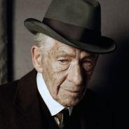 Ian McKellen surge pela primeira vez como Sherlock Holmes aos 93 anos