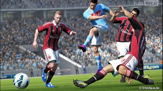 Fifa 14 terá modo exclusivo para Xbox One e PlayStation 4