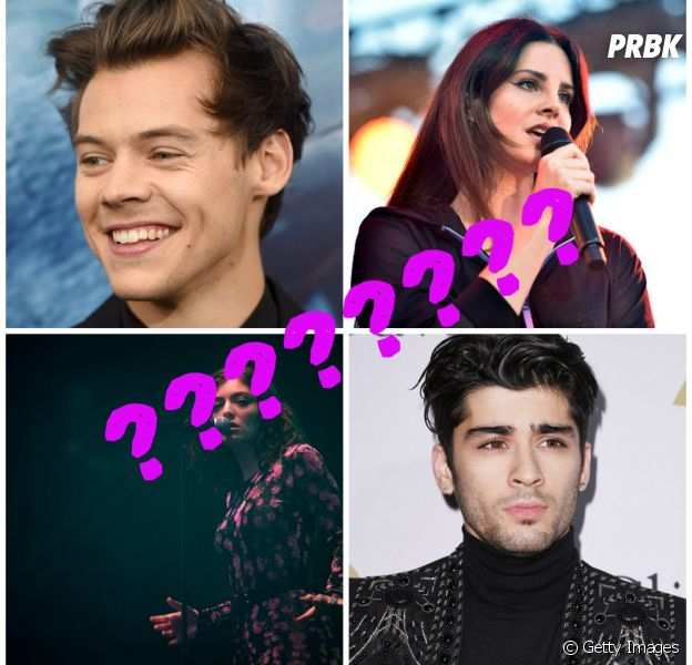 Harry Styles, Zayn Malik e Lana Del Rey estavam entre os artistas mais pedidos pelos fãs para o Lollapalooza 2018