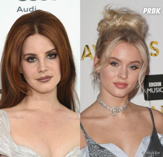 Lana Del Rey e Zara Larsson são confirmadas no Lollapalooza por jornalista!
