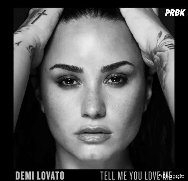"Demi Lovato anuncia novo álbum, ""Tell Me You Love Me"""