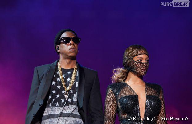 Jay Z e Beyoncé planejam turnê no Brasil