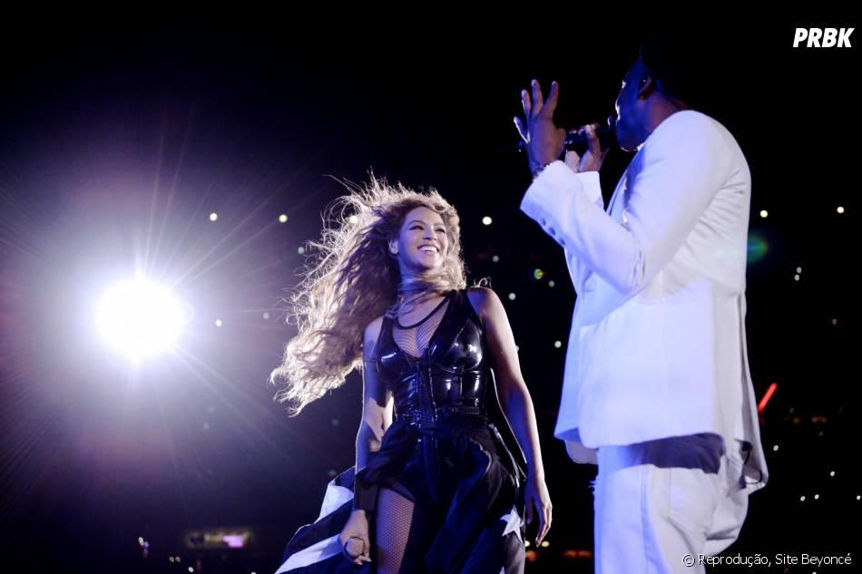 """Especial da """"On The Run Tour"""" com Beyoncé e Jay Z será exibido na HBO"""