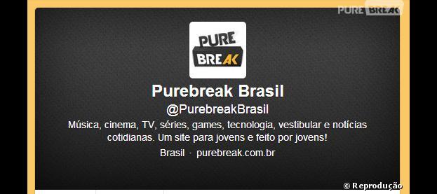 Dicas do @PurebreakBrasil para você aproveitar ao máximo o Twitter. Seque lá!