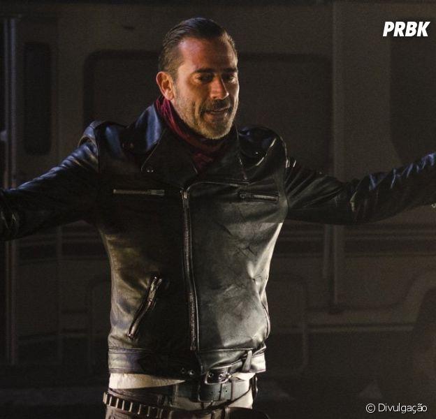 "Em ""The Walking Dead"": Negan (Jeffrey Dean Morgan) sofrerá ataque na 8ª temporada"