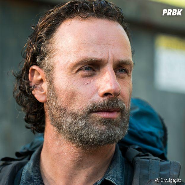 """Em """"The Walking Dead"""": Rick e seu grupo atacam Negan na 8ª temporada!"""