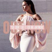 "Demi Lovato libera música nova. Ouça ""You Don't Do It For Me Anymore"" aqui!"