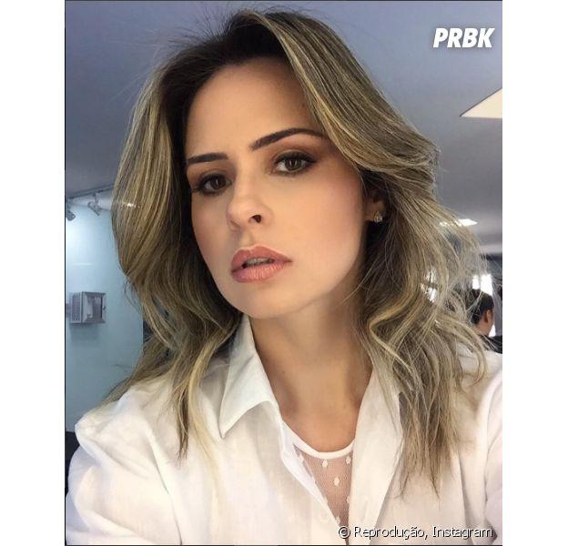 """Ana Paula Renault no """"A Fazenda""""? Ex-""""BBB16"""" não apresentará o reality!"""