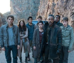 "Dylan O'Brien, de ""Teen Wolf"", aparece em primeira imagem de ""Maze Runner - A Cura Mortal"""