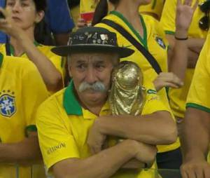 O homem mais triste da Copa do Mundo 2014
