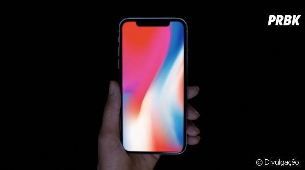 O iPhoneX possibilitará o desbloqueio por reconhecimento facial
