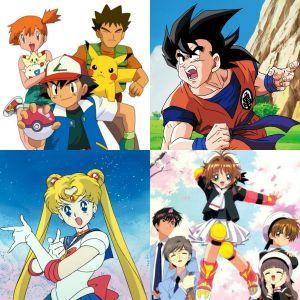 """""""Pokemon"""", """"Dragon Ball"""" e outros animes que marcaram a sua infância"""