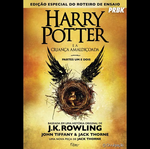 """""""Harry Potter e a Criança Amaldiçoada"""""""