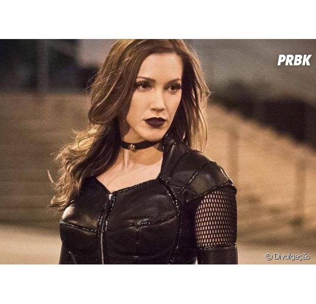 "Em ""Arrow"", Canário Negro (Katie Cassidy) vai virar Black Siren!"