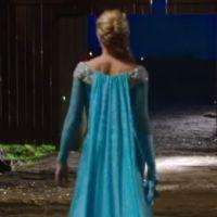 """Na 4ª temporada de """"Once Upon a Time"""": Veja Georgina Haig, a Elsa, nas gravações"""