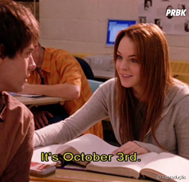 """De """"Meninas Malvadas"""": fãs comemoram o #MeanGirlsDay neste 3 de outubro!"""
