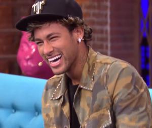 """Neymar Jr. vai participar do """"Lady Night"""" com Tata Werneck"""