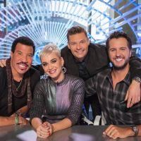 """Katy Perry grava primeiro dia de """"American Idol"""" e Lady Gaga a envia flores para comemorar!"""