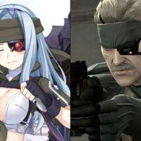 """Personagens de """"Metal Gear"""", """"Resident Evil"""" e outros games ganham versão anime"""