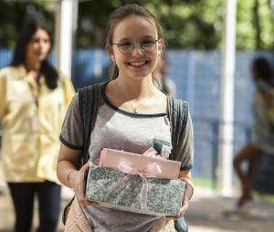 "No filme ""Meus 15 Anos"", Larissa Manoela interpreta a adolescente Bia"