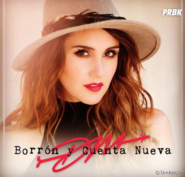 """Dulce Maria lança música nova! Ouça """"Borrón Y Cuenta Nueva"""""""
