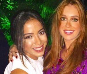Marina Ruy Barbosa e Anitta juntas em clipe? Atriz mostra animação!
