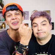 Felipe Neto e Júlio Cocielo gravam vídeo juntos e falam tudo sobre briga!