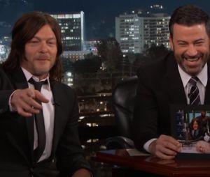 "Norman Reedus foi aconselhado a não participar de ""The Walking Dead"""