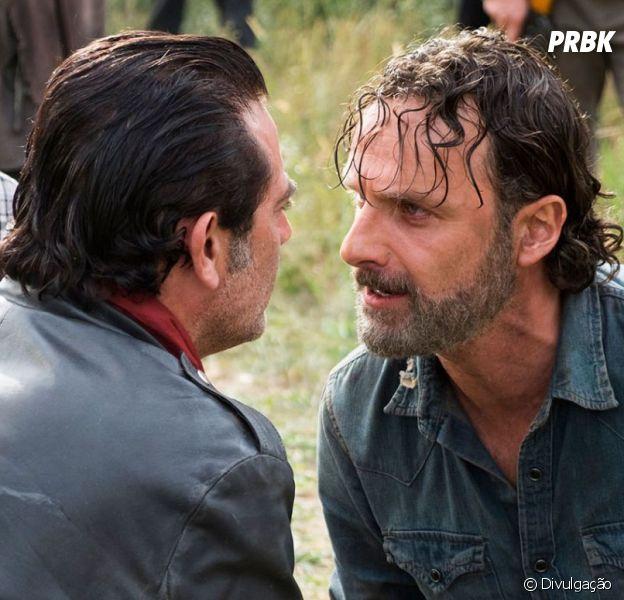 """Em """"The Walking Dead"""": estreia da 8ª temporada registra pior audiência em cinco anos!"""