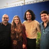 "Novela ""Deus Salve o Rei"": com Marina Ruy Barbosa, primeiro capítulo é gravado!"