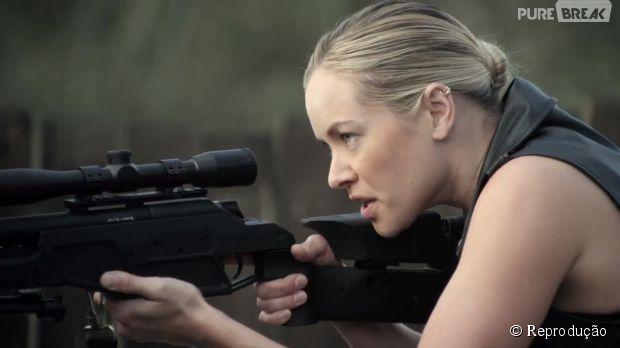"""No estilo da franquia de Stallone, """"Mercenaries"""" reúne time de mulheres duronas"""