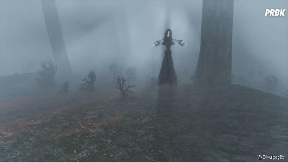 Dream of the Bloodmoon segue a linha de Slender