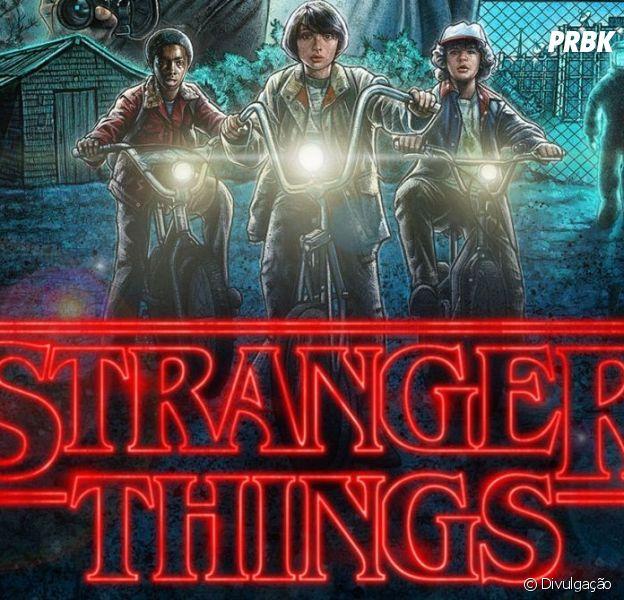 """""""Stranger Things"""" e séries para colocar em dia antes que 2017 acabe!"""