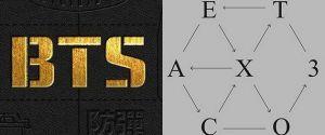 BTS x EXO: qual banda de k-pop é a melhor? Vote!